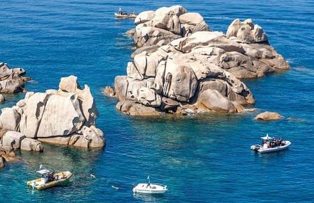 Snorkeling à Ajaccio