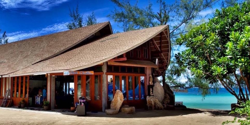 Centro buceo Coral Grand divers KoTao