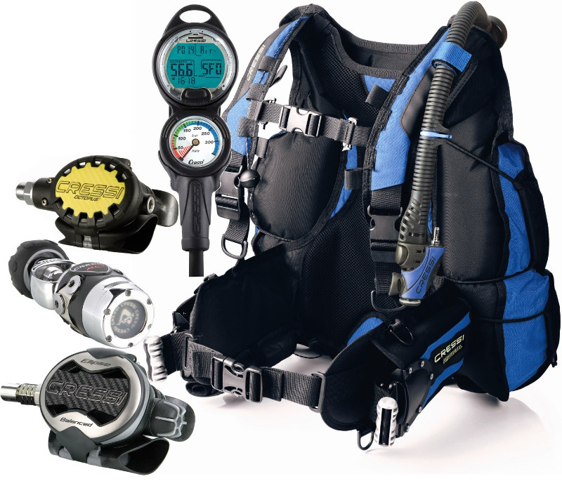 buy diving gear