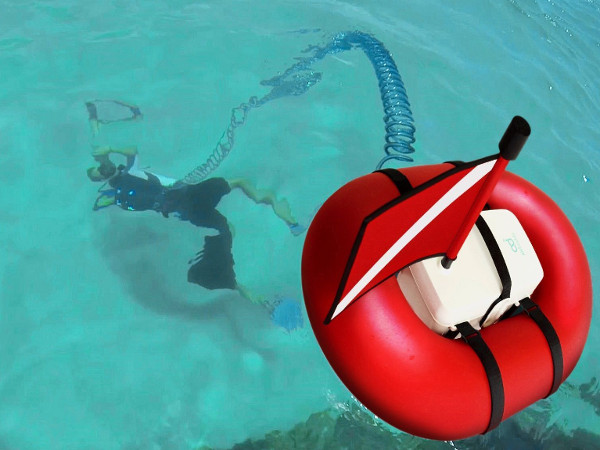air-buddy diving