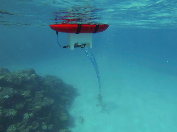 airbuddy buceo
