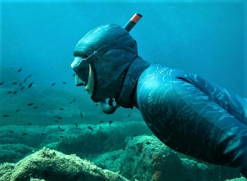 world record freediving