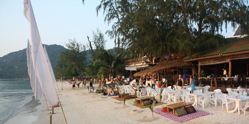Centro buceo Bans tailandia