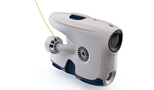 blueye dron