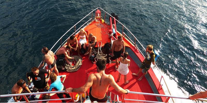 Tienda de buceo Bombona Diving KOTAO