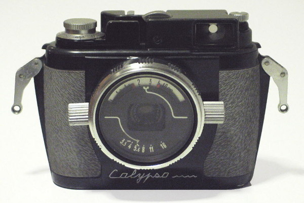 calypso appareil photo