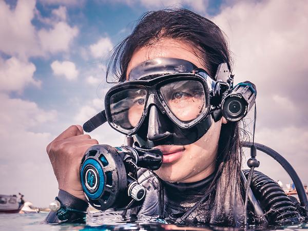 paralenz diving