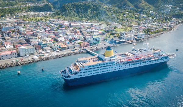dominica cruise