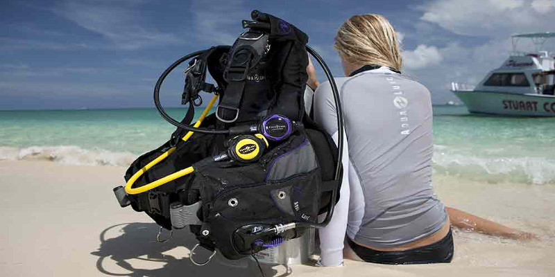 try dive, open water diver