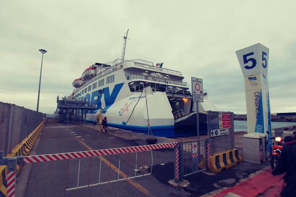 ferry piombino elbe