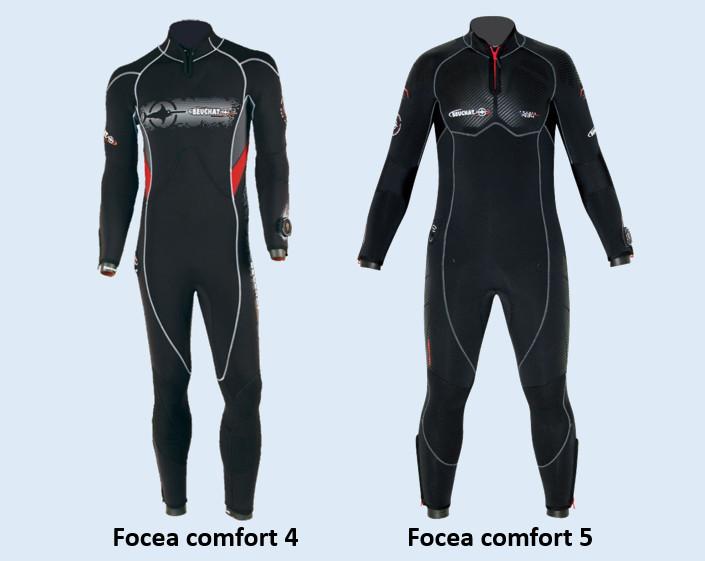 Focea Comfort 5 Beuchat
