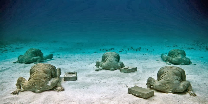 Largest underwater museum in the world