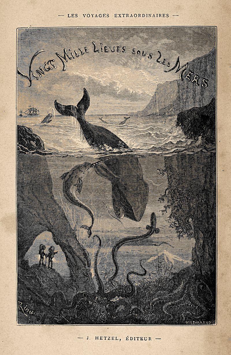 20000 lieux sous les mers