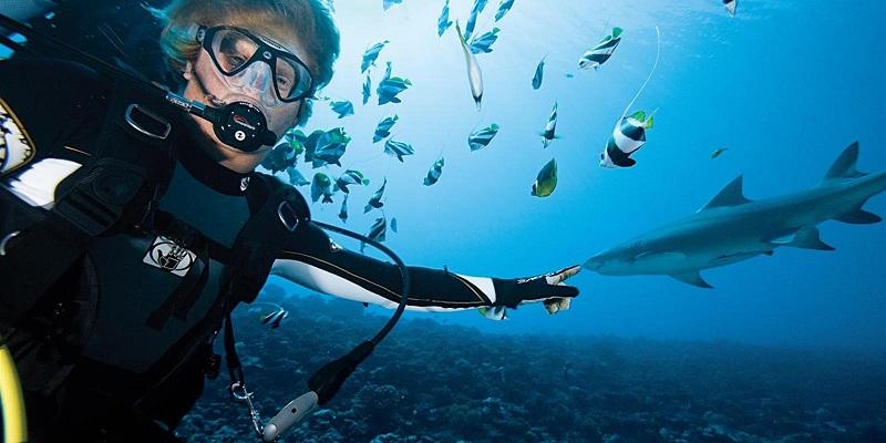 site plongée sous marine miri polynésie
