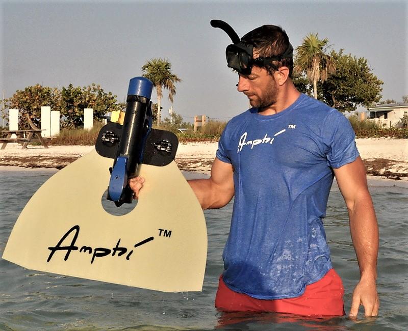 amphi monofin
