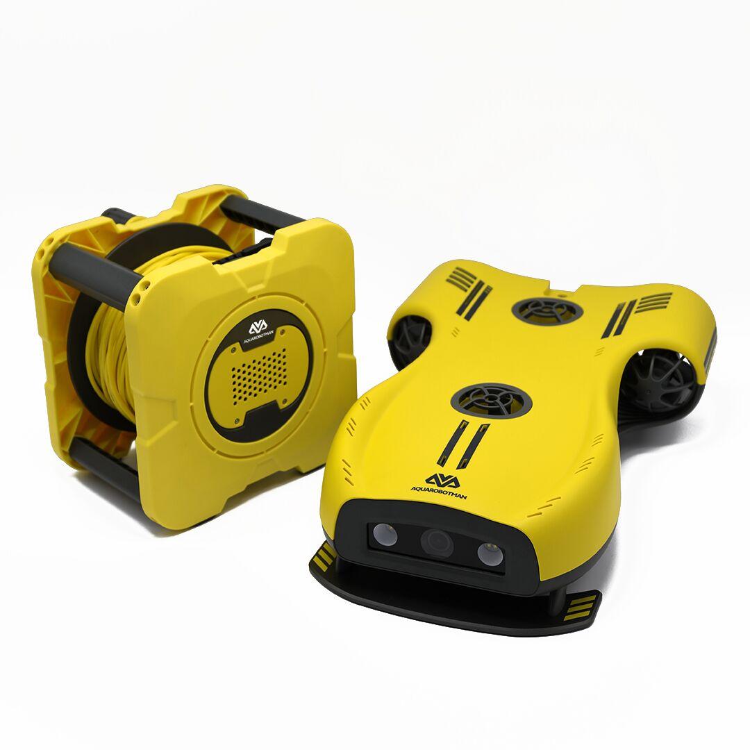 dron acuatico nemo rov