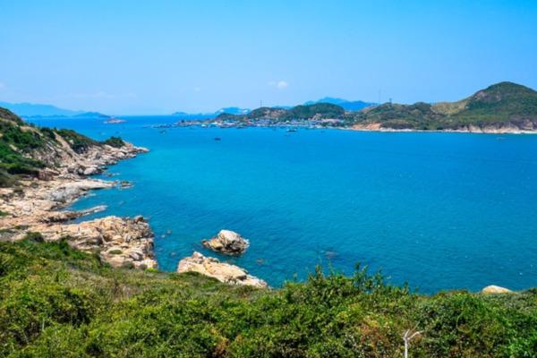mar azul vietnam