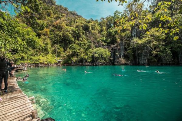 open water padi Filipinas