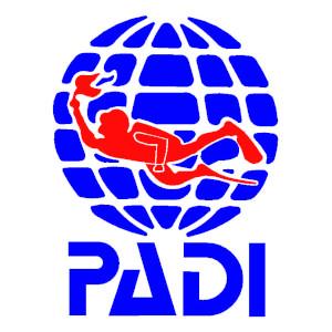 logo federation plongee padi