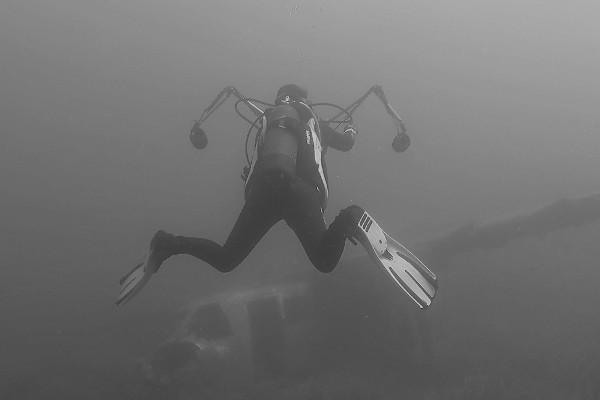photographe sous marin