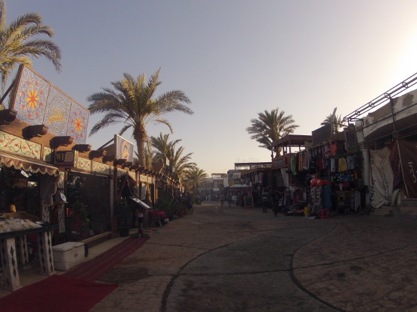 voyage Dahab en Egypte