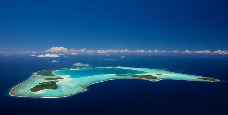 plonger Polynésie