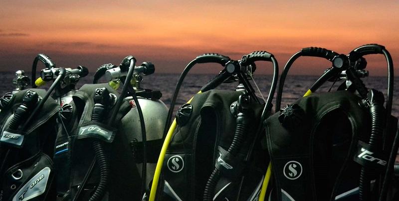 buceo mar rojo
