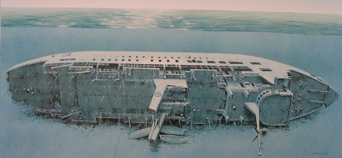 naufragio de buceo Salem Safaga