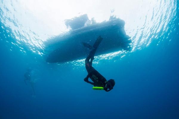scorkl mini scuba tank
