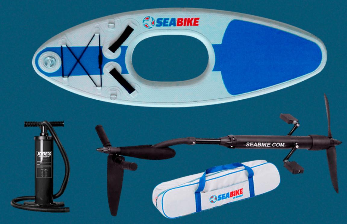 seabike propulseur