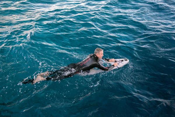 seabike propulseur marin