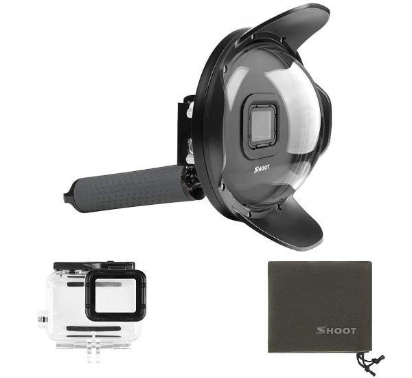 SHOOT Dome Port GoPro