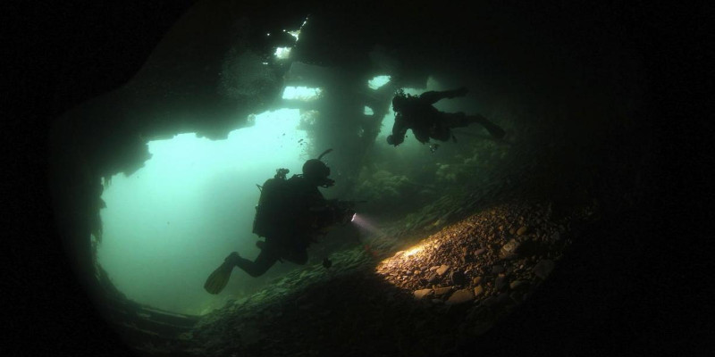 tabarka best wreck in scapa flow scotland