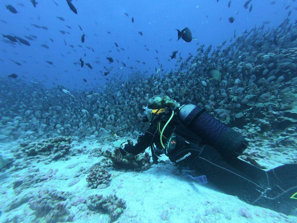 Back Pain When Scuba Diving