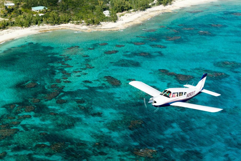 barrière de corail andros bahamas