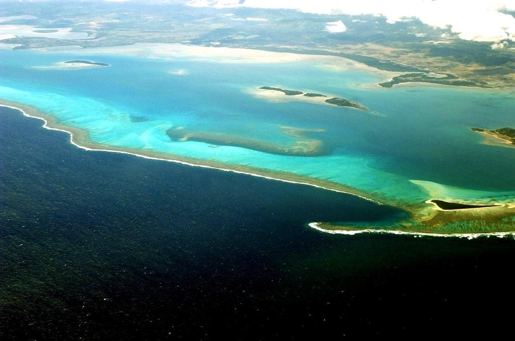 Grande barrière de corail Nouvelle Caledonie