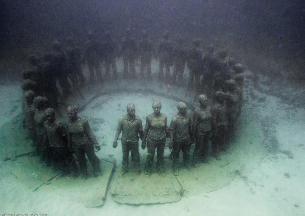 Molinere Underwater Sculpture Park
