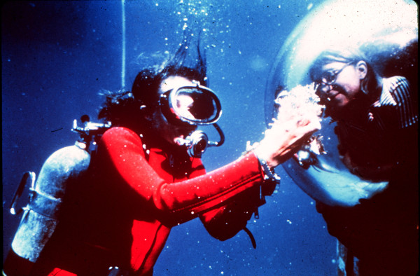 Embajadora de los océanos