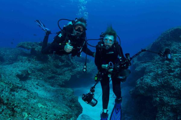 Una verdadera pasión por el océano