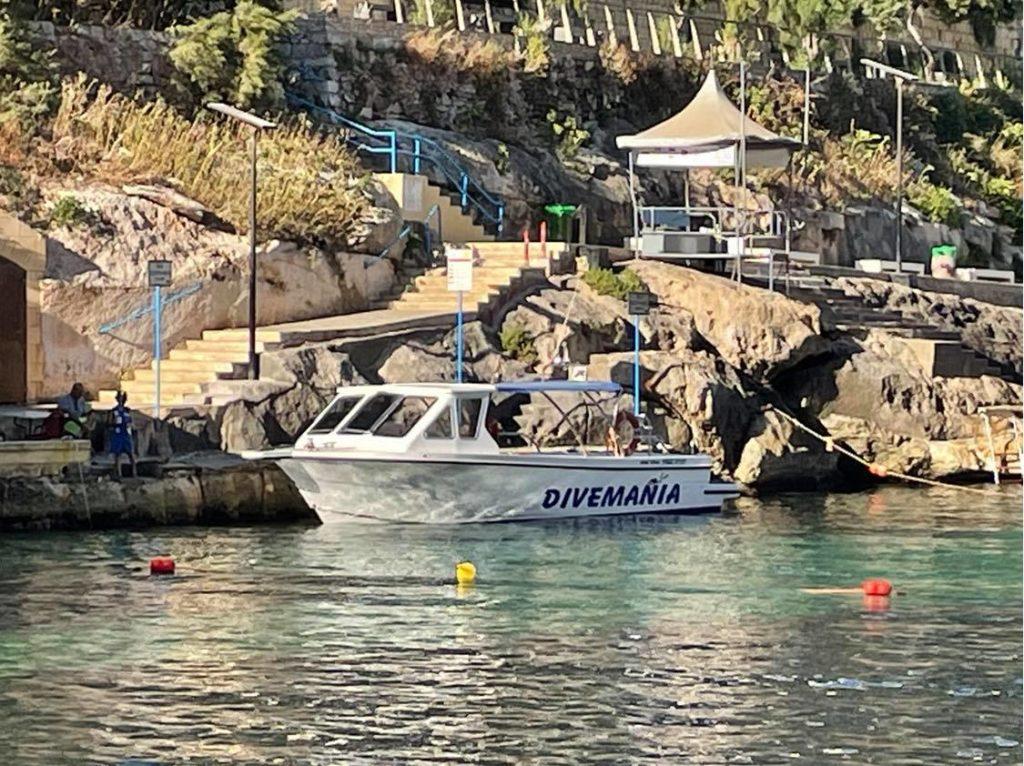 St. Andrew's Divers Cove club plongée gozo