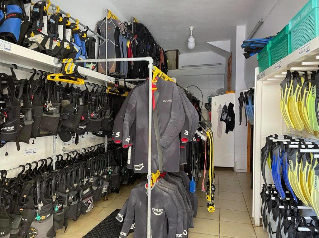 St. Andrew's Divers Cove club de plongée gozo
