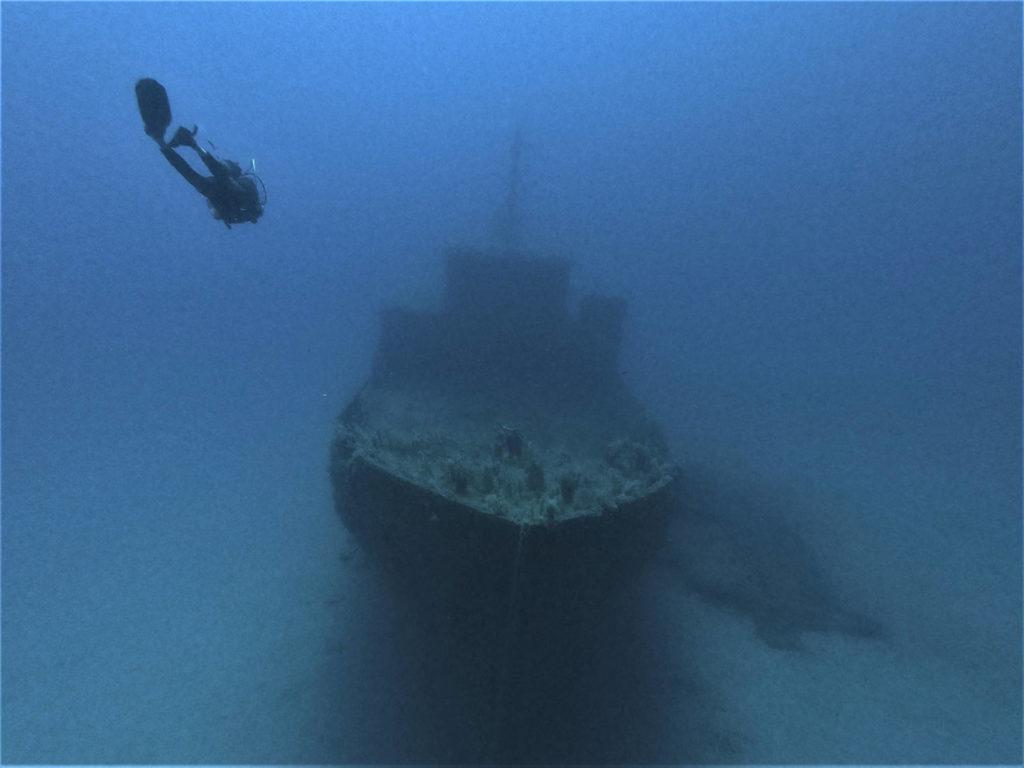 plongée gozo St. Andrew's Divers Cove